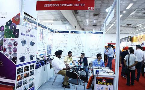 印度新德里五金展覽會IIHT