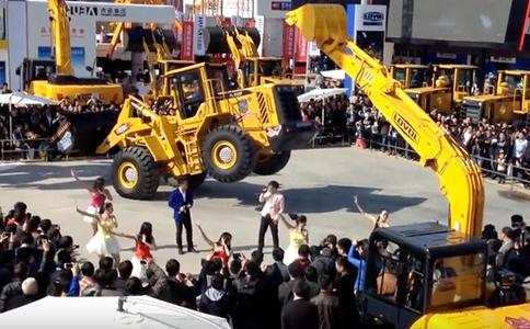 中國(上海)國際重型機械裝備展覽會Heavy Machinery ASIA