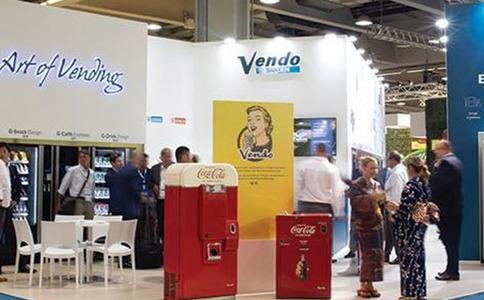 意大利米兰无人售货贩卖机零售展览会VendItalia