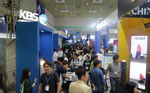 韩国首尔视听广播音响灯光设备展览会KOBA