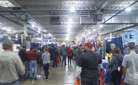 美國哥倫布釣具展覽會Fishing Expo