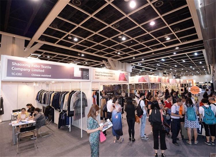 香港秋冬时装展圆满闭幕,约13000买家到场参观采购