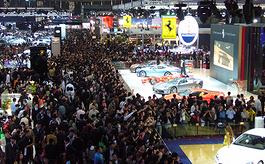 上海改装车展览会CAS