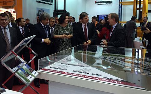 土耳其伊斯坦布爾物流及航空貨運展覽會Logitrans Istanbul