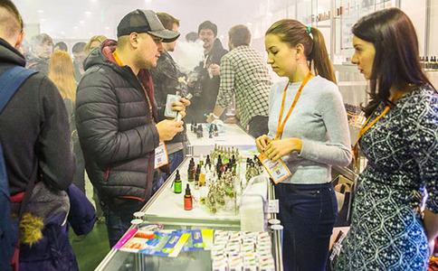 法國里爾創新電子煙展覽會VAPEXPO