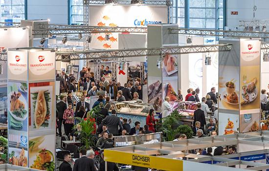 德国不莱梅水产渔业展览会FI
