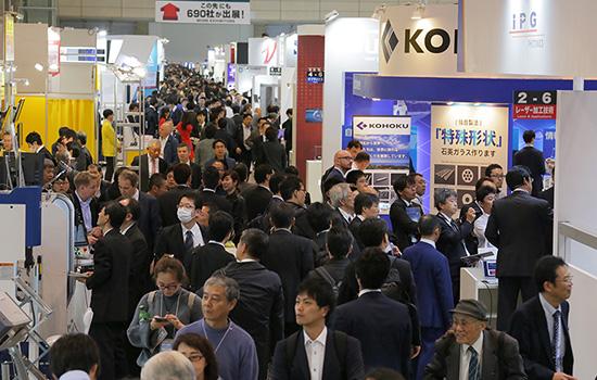 日本东京显示器制造设备及技术展览会FPD
