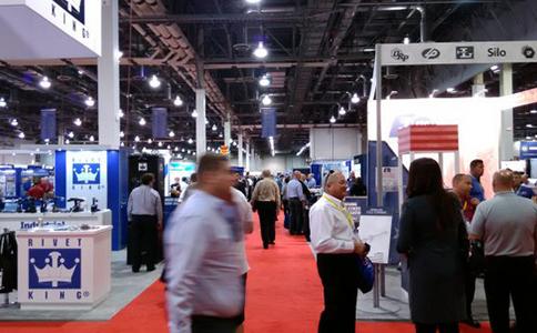 美國拉斯維加斯緊固件展覽會International Fastener Expo