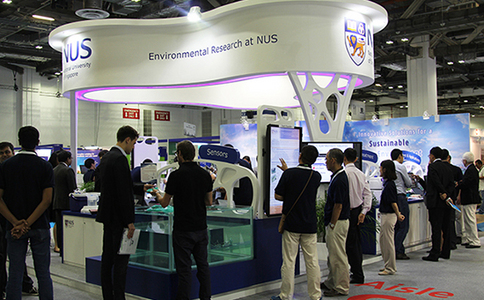 新加坡水处理展览会SIWW