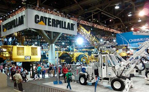 美國拉斯維加斯礦山機械展覽會MINExpo