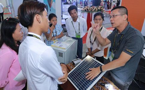 緬甸仰光電機展覽會Power Myanmar