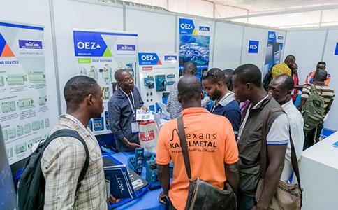 加納阿拉克電力展覽會Powerelec