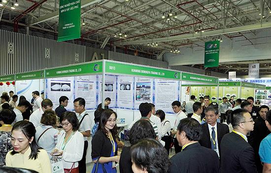 越南胡志明化工及设备展览会CHEMVINA