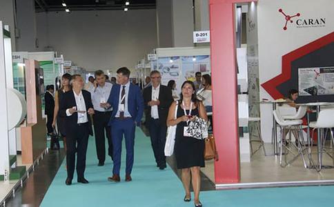 土耳其伊斯坦布爾紙業展覽會Tissue World Istanbul