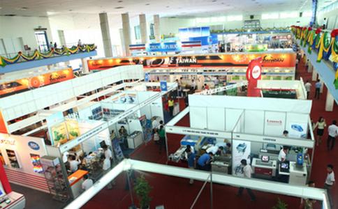 越南河内工业展览会VIIF