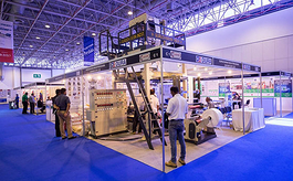 阿聯酋沙迦模具展覽會Plastivision Arabia