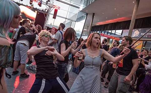 德國斯圖加特動漫展覽會Comic Con Germany