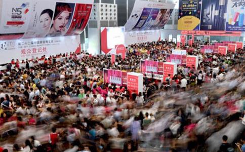上海美容展览会CBE
