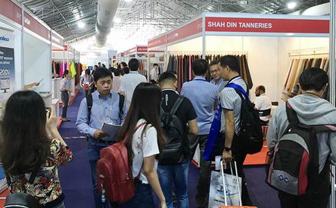越南胡志明皮革及鞋類展覽會SHOES  LEATHER