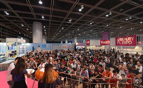 香港貿發局國際美與健生活展覽會Beauty&Wellness Expo