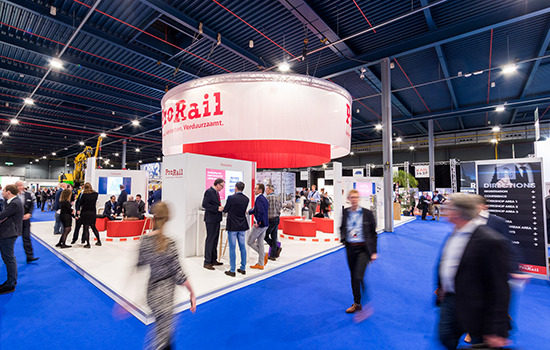 2021年荷兰铁路技术及设备展览会