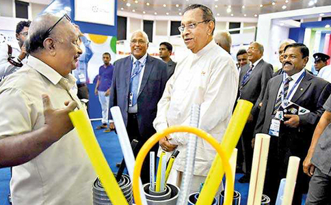 斯里蘭卡塑料橡膠展覽會ComPlast SRILANKA