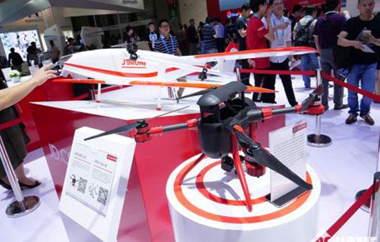 上海国际无人机技术与装备展览会UAV CHINA