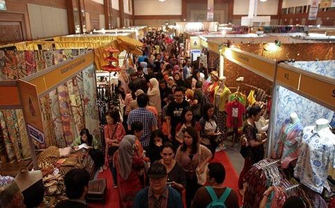 印尼雅加達禮品及工藝品展覽會INA
