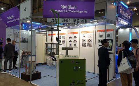 韓國釜山工業機械展覽會BUTECH
