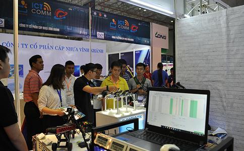 越南胡志明通讯通信展览会ICT COMM