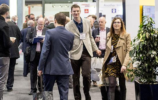 英国伦敦铁路轨道交通展览会Infrarail