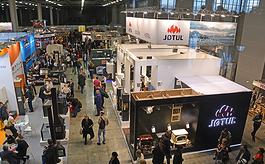 俄羅斯莫斯科壁爐及燒烤展覽會Fire Places