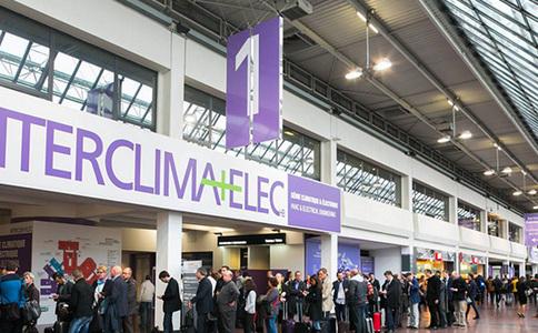 法国巴黎卫浴暖通空调制冷展览会Interclima+elec.