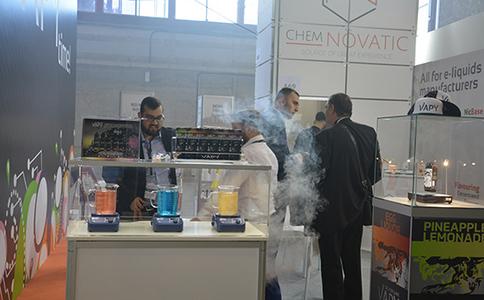西班牙马德里电子烟展览会VAPEXPO