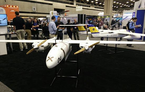 美国芝加哥无人机展览会XPONENTIAL