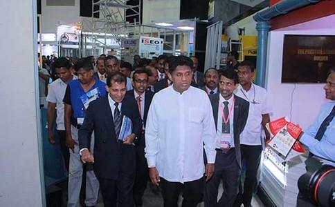 斯里蘭卡建材展覽會CONSTRUCT