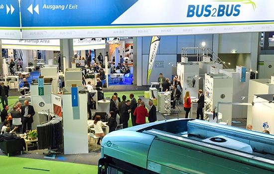 2021年德国柏林客车展览会BUS2BUS