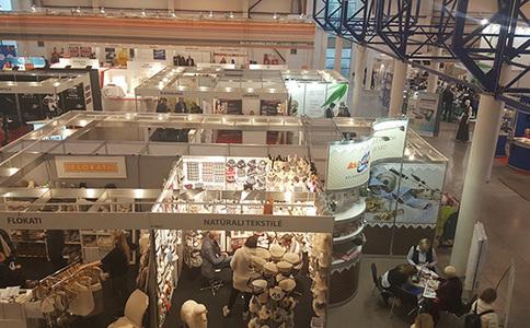 立陶宛波罗的海纺织面料展览会BALTIC FASHION  TEXTILE