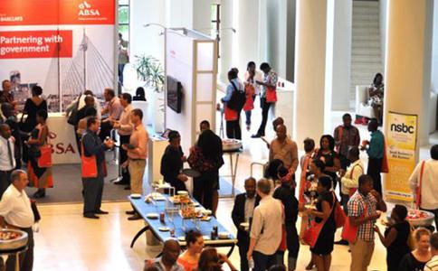 南非约翰内斯堡中小企业展览会Small Business Expo
