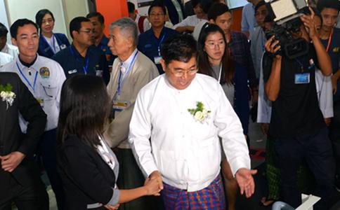 缅甸仰光电力展览会MYANENERGY