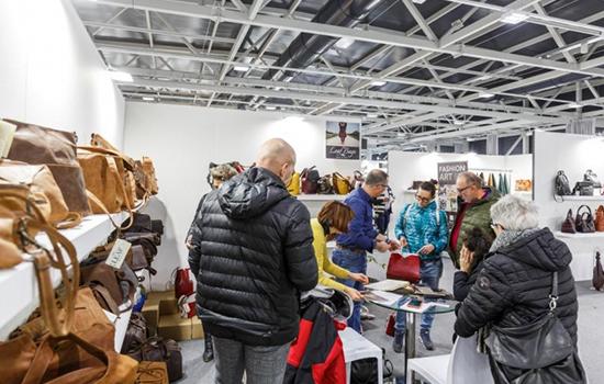 意大利加答箱包展览会GARDABAGS