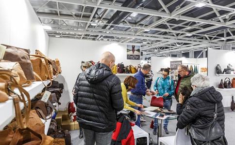 意大利加答箱包展覽會GARDABAGS