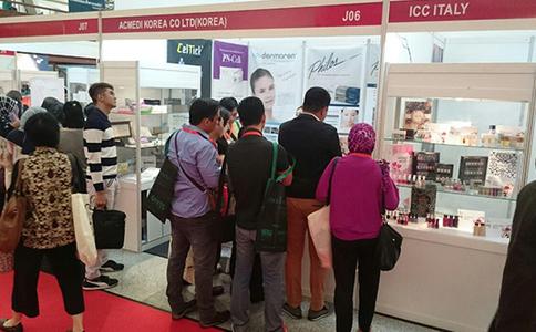 印尼雅加達美容美發展覽會Cosmobeauty Indonesia