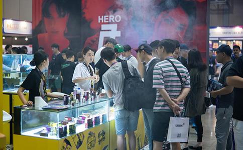 韩国首尔电子烟展览会Vape Korea Expo