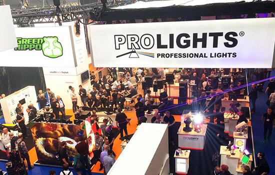 英国伦敦灯光舞台及音响展览会PLASA LONDON