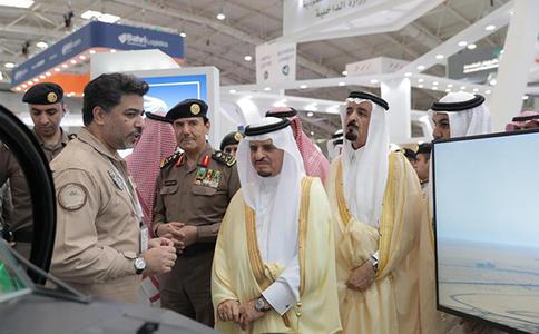 沙特阿拉伯利雅得安防展览会SNSREXPO