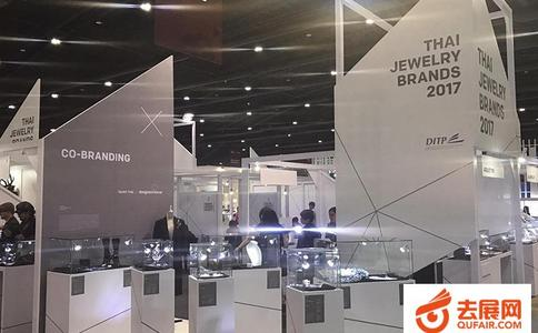 泰国曼谷珠宝钟表展览会秋季Bangkok Gems & Jewelry Fair