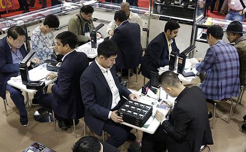 日本横滨珠宝首饰展览会IJT