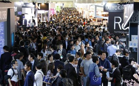 日本东京品牌授权展览会CONTENT TOKYO