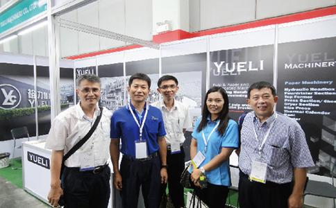 泰國曼谷紙業展覽會Tissue World Bangkok